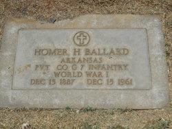 Homer Harvey Ballard