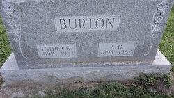 A. G. Burton