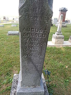 August Arnold