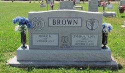 Cindy D Brown