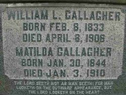 Sarah Matilda <i>Straight</i> Gallagher