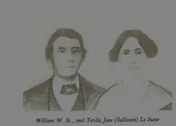 William W. LeSueur, Sr