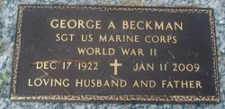 George Arthur Beckman