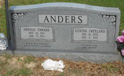 Arnold Edward Anders