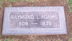 Raymond L Adams