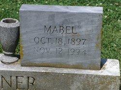 Mabel <i>McClard</i> Garner