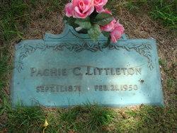 Pachie C Littleton