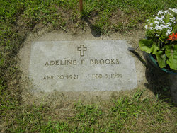 Adeline E Brooks