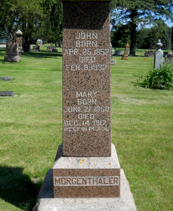 John Morgenthaler