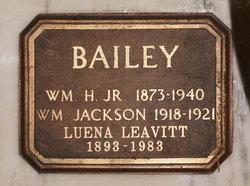 William Jackson Bailey