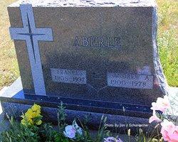 Frances <i>Bollinger</i> Aberle