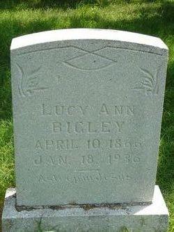 Lucy Ann Bigley