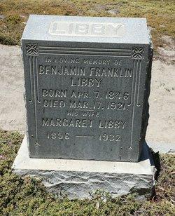 Margaret <i>Stone</i> Libby