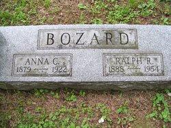 Anna <i>Conhiser</i> Bozard