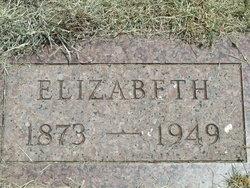 Mary Elizabeth Lizzie <i>Cunningham</i> Caffey