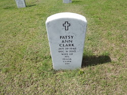 Patsy Ann <i>Hooper</i> Clark