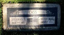 Betty Mae <i>Schotting</i> Cass