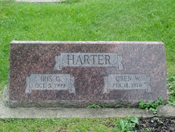 Iris June Twin <i>Gould</i> Harter