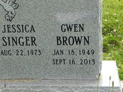 Gwendolyn <i>Kohn</i> Brown