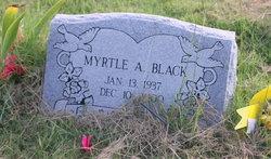 Myrtle A Black