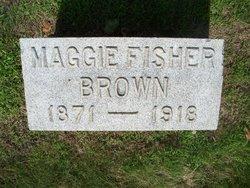 Margaret <i>Fisher</i> Brown