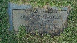 Frances <i>Bradley</i> Bartlett