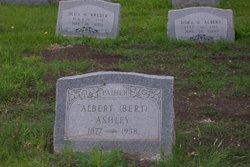 Albert Lee Bert Ashley