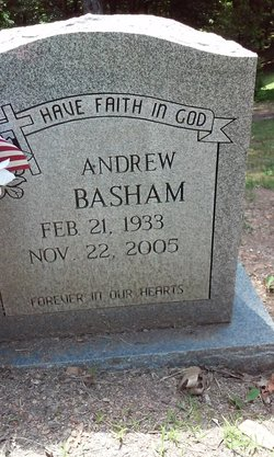 Andrew Basham