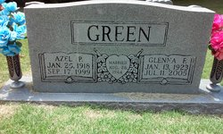 Azel Paris Green