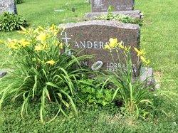 Lorraine E <i>Larson</i> Anderson