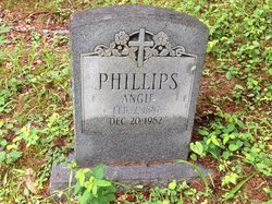 Angie Parsade <i>Burke</i> Phillips