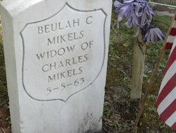 Beulah <i>Carr</i> Mikels