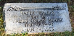 Hattie <i>Walker</i> Moore