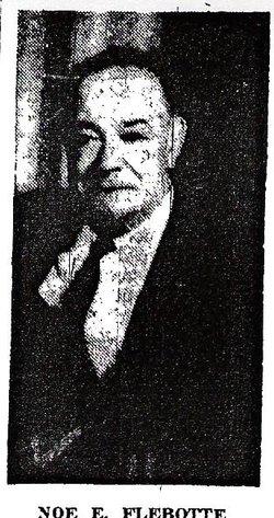 Noe Ernest Flebotte