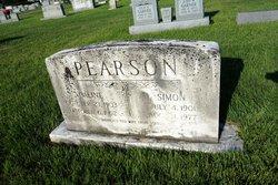 Margaret Adaline Adaline <i>Owens</i> Pearson