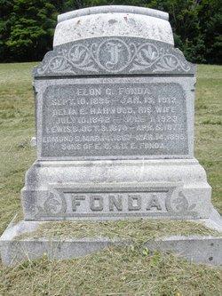 Delia Eunice <i>Harwood</i> Fonda