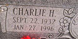 Charlie Harold Bullion