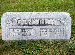 Catherine M. <i>Scroggins</i> Connelly