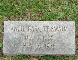Ancil <i>Bassett</i> Swaim
