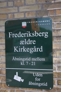 Frederiksberg Old Cemetery