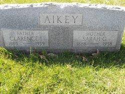 Clarence Irvin Aikey, Sr