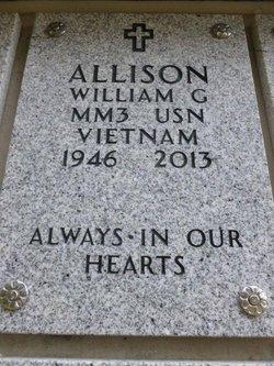 William Gordon Bill Allison, Jr