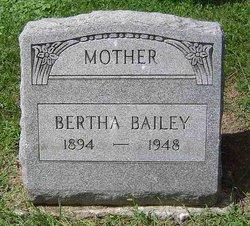 Bertha <i>Reno</i> Bailey