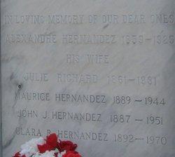 John James Hernandez