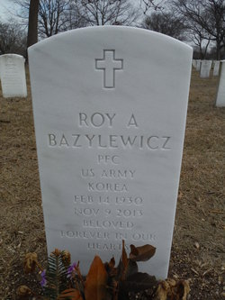 Roy Arthur Bazylewicz, Sr