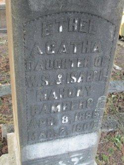 Ethel Agatha Bamberg