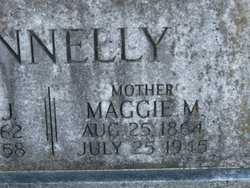 Maggie M. <i>Gosney</i> Connelly