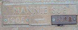 Nannie Sue <i>Dunn</i> Abell