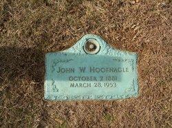 John W. Hoofnagle