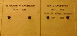 Phyllis Anita <i>Sagehorn</i> Bardo